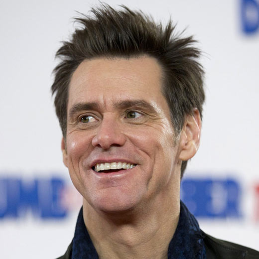 Jim Carrey on TM