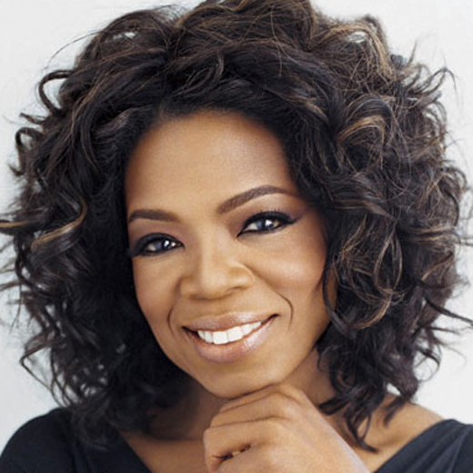 Oprah Winfrey on TM