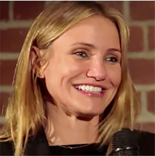 Cameron Diaz on Meditation